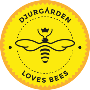 Djurgarden-Loves-Bees-Badge