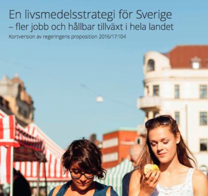 Livsmedelsstrategi Sverige